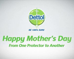 Dettol Mother's Day