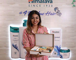 Himalaya HairCare Bloggers Meet