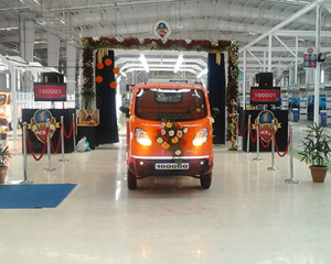 Tata Motors Ace Production Celebration