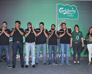 Carlsberg Annual Strategic Meet and Regional Sales Kickoff 2014