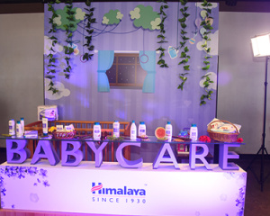 Himalaya Babycare + Himalaya For Moms Bloggers Meet