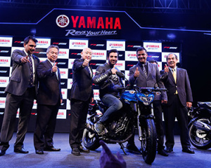 Yamaha FZ25 Launch