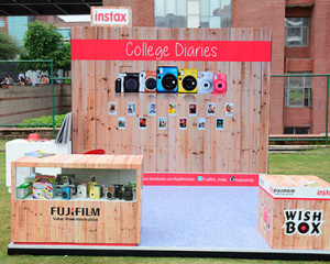 Instax Fujifilm College Activation