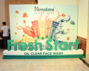 Himalaya Fresh Start Bloggers Meet