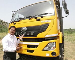 Volvo Eicher Product Film