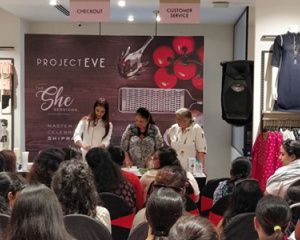 WWM – Project Eve : The She Sessions