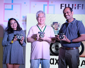 Instax Square launch